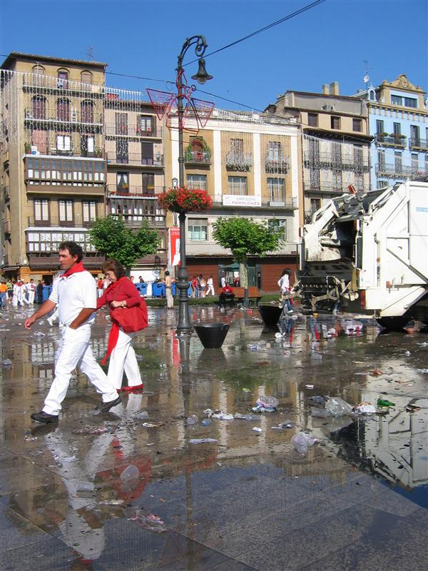 Photo from Pamplona, Spain