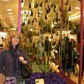 Flower show at Macy's