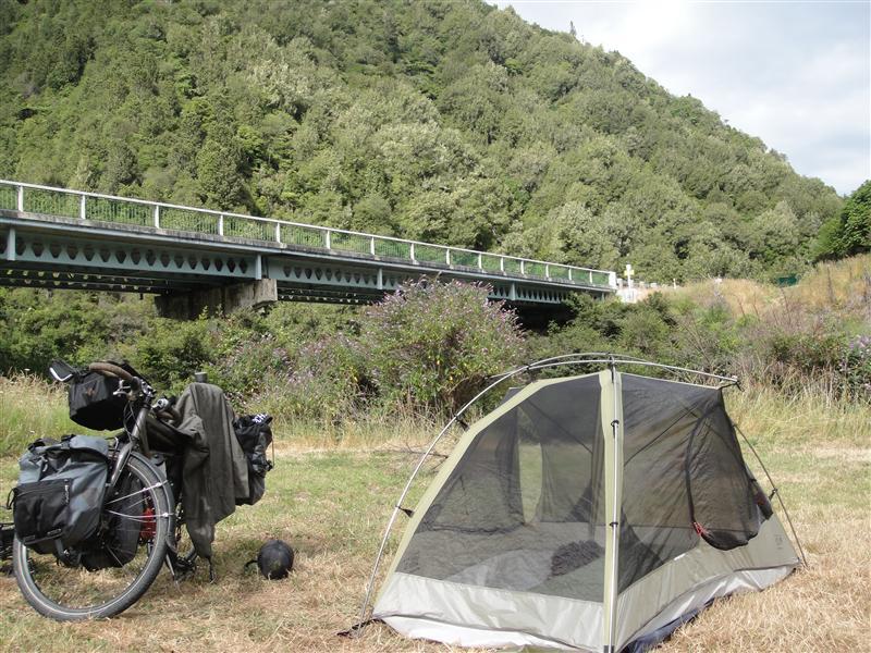 Waioeka Gorge Camp