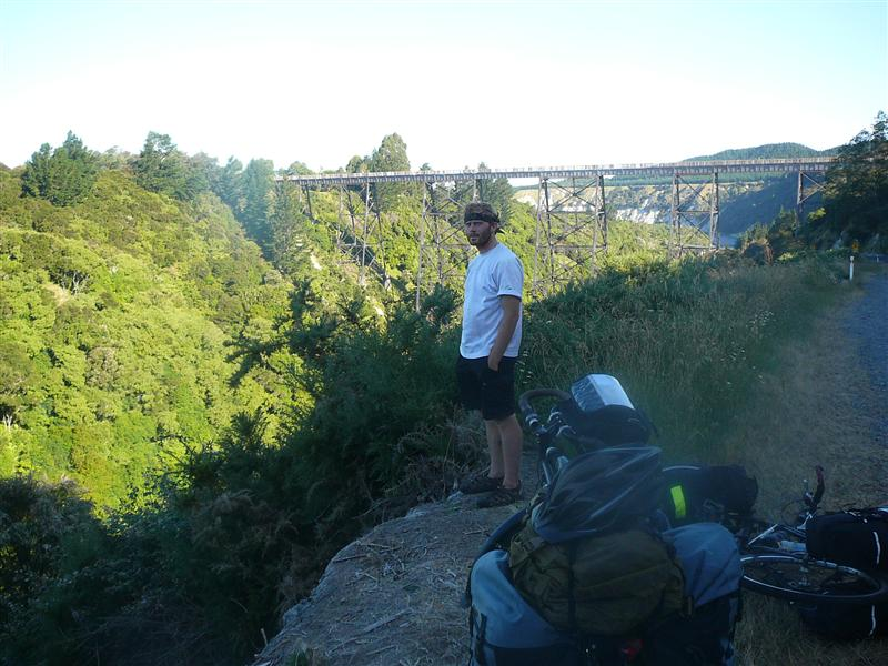 Photo from Raupunga, New Zealand
