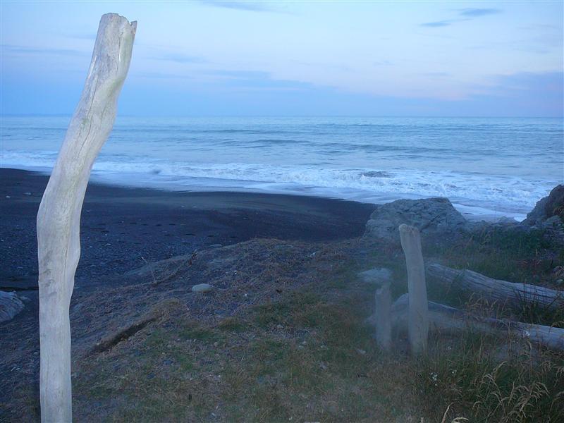 Photo from Wairoa, New Zealand