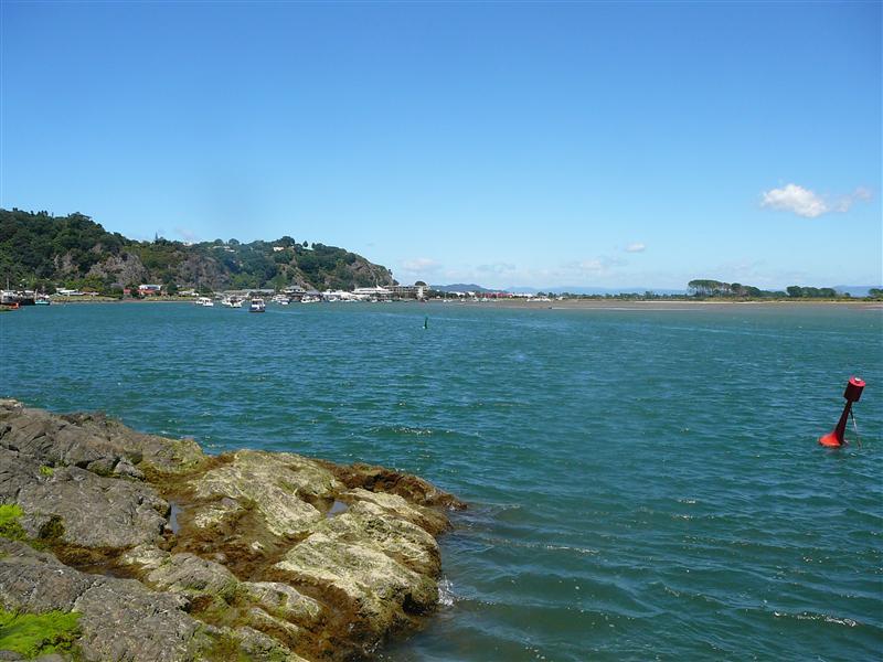 Photo from Whakatane, New Zealand