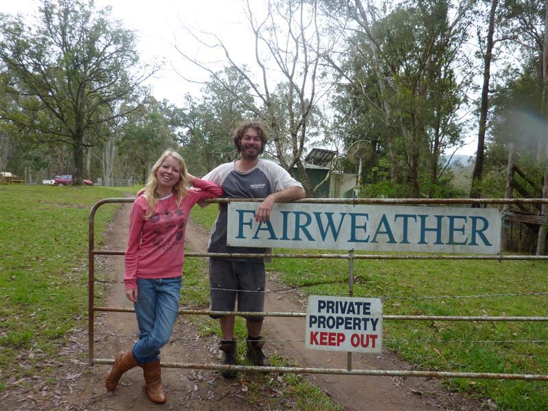the fairweather farm crew