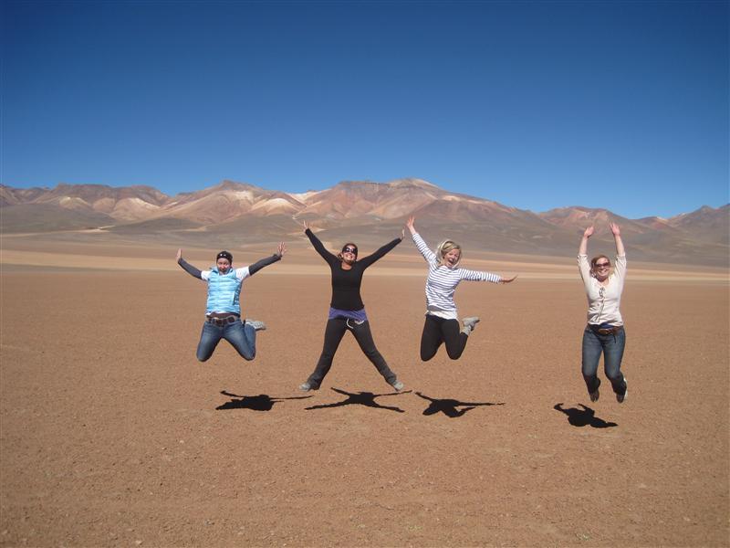 Photo from Uyuni, Bolivia