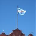 Argentian flag