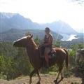 Jodes, a natural horse-rider