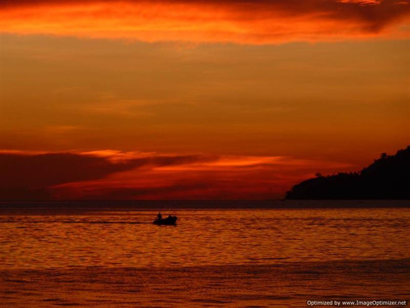 Kota Kinabalu - Sunset (best one so far?)