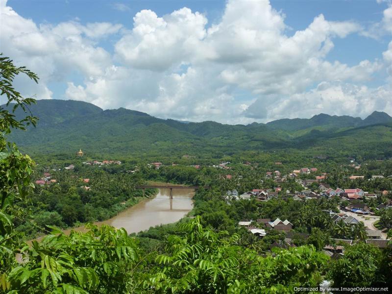Luang Prabang - River view