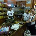 Yogyakarta - Spice stall at the market