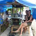 Yogyakarta - roadside refreshments