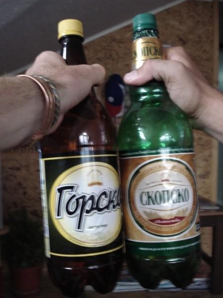 Big Macedonian Beers