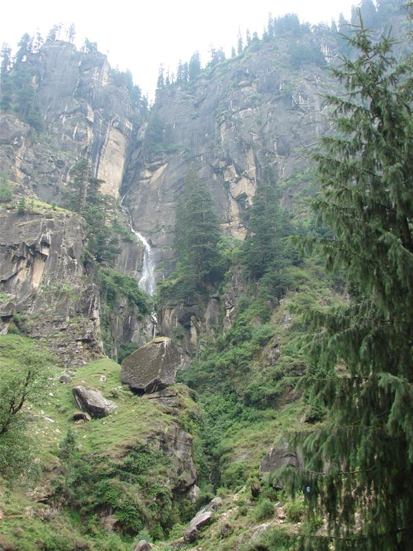 Waterfall at Vashist