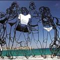 Sculture by the Sea
