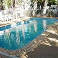 Swimming Pool in Karumba Point Sunset Caravan Park
