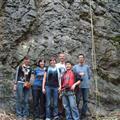 The climbing team!