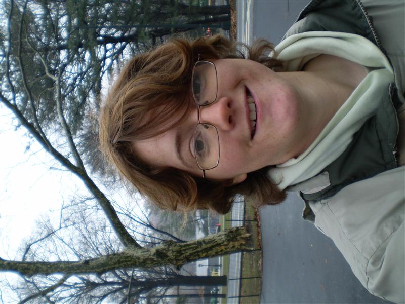 Myself in Central Park