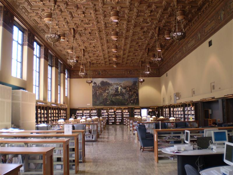 The Reading Room - Library Annex