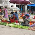Diu Vegetable Market