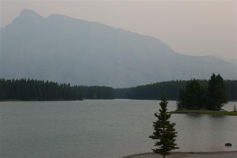 Lake two Jacks