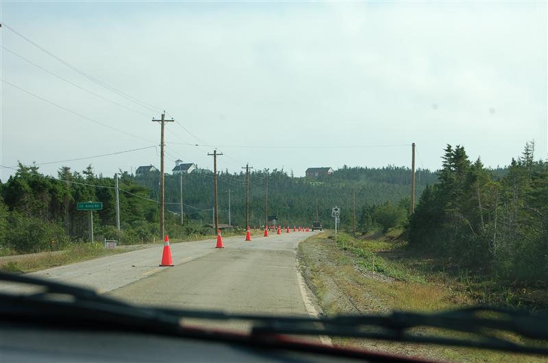 Canadians learn roadworks from UK team