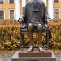 Peter The Great, Peter & Paul Fortress