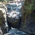 Lower English River Falls