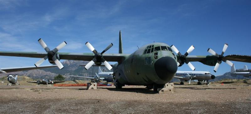 Lockheed C-130 B