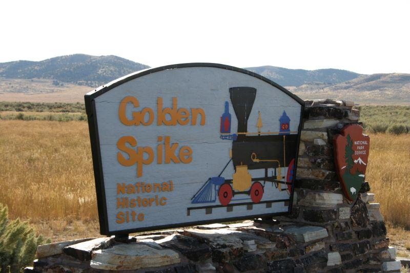 Golden Spike Historic Site