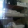 die traumhaften Hostelbetten ;) wirklich