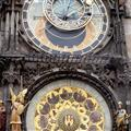 Astronomical clock is still ticking
