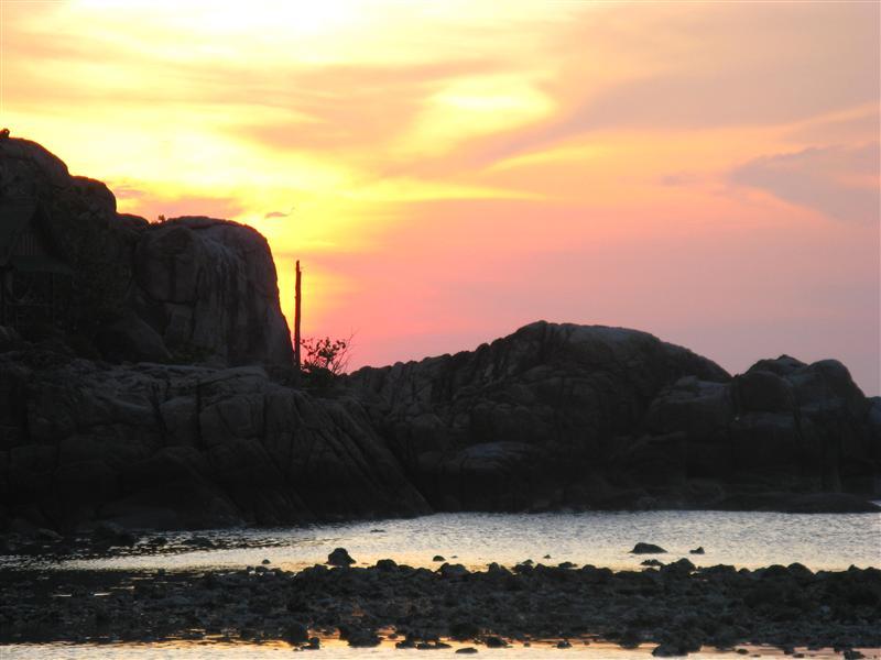 What a sunset... Koh Phangan