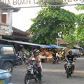 Rush hour in Mataram