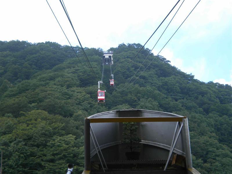 Akechi-daira ropeway