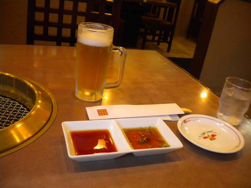 Dipping sauce (not the beer)