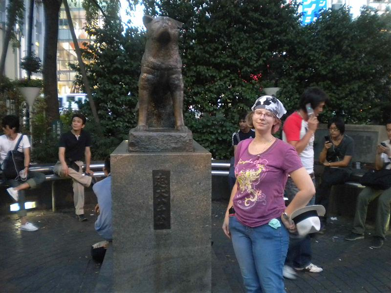 Hachiko once more