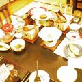 Dinner - The aftermath [Camera dying]