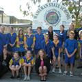 The 8 of us and the school leaders of Wamuran State School. We only visited them for a day, but wished we could've stayed longer!
