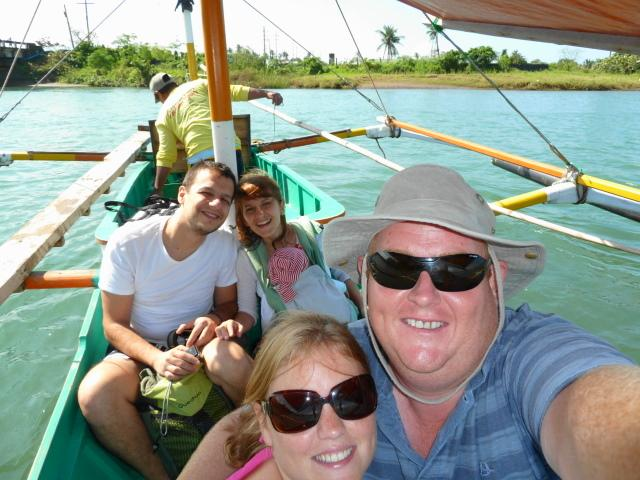 Jordy, Melissa, Jill, Chris and I