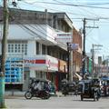 The busy street of Aparri