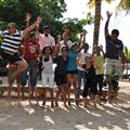 Team Building Jumping