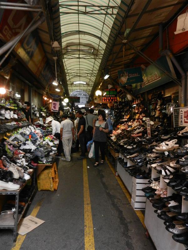 Crazy shoe arcade