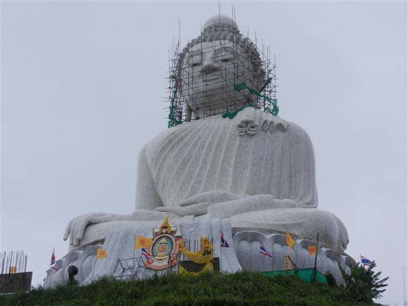 Big Buddha on Ko Phuket