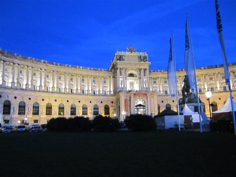 The Hofburg