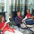 Bloggen im Airport