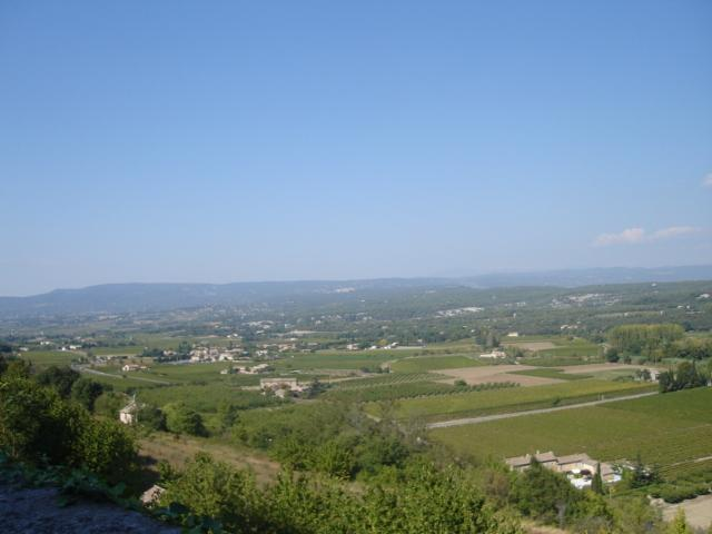 View from Menerbes