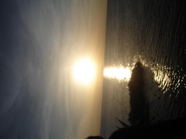Sunset at Riomaggiore