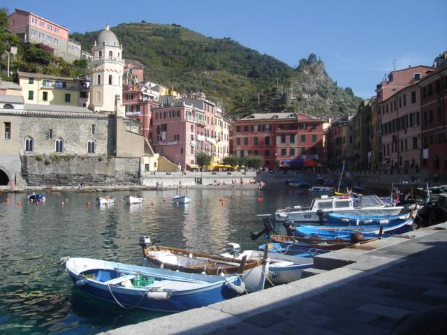 Peaceful Vernazza