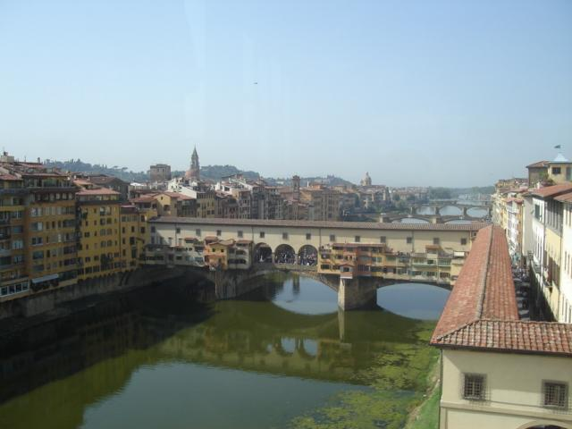Ponte Vecchio - picture perfect!