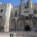 K at the Palais des Papes