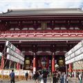 Temple, Asakusa